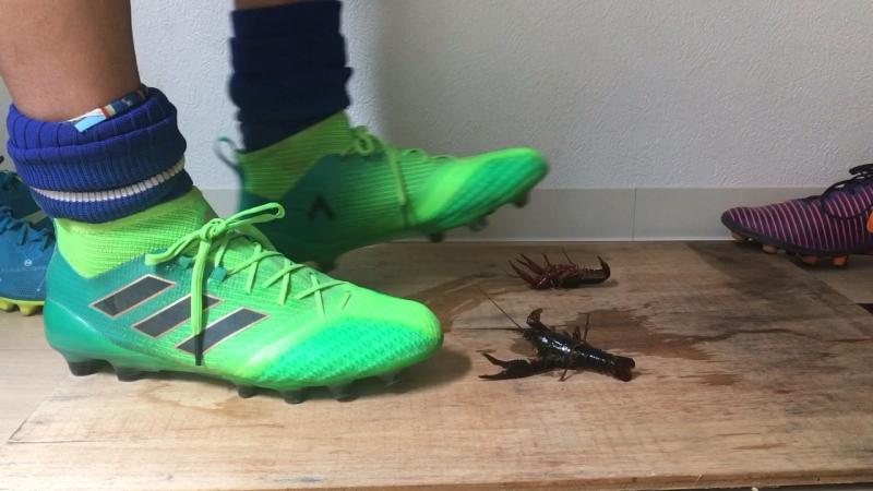 Soccer boots crush NIKE NJR