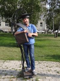 Дмитрий Падерин
