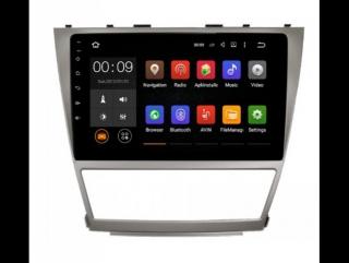 Магнитола с голосовым управлением 4G CarDroid (1)