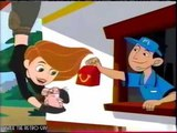 McDonalds Ad - Kim Possible (2003, full version)