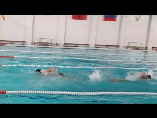 Упражнения на развитие максимальной силы тяги кролем плавание swimming  Exercises to develop maximum traction in crawl swimmin