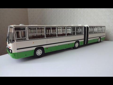 Планы по доработке Ikarus-280.33 Мосгортранс (Масштабная модель автобуса) ClassicBus