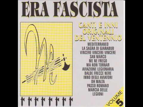 Era fascista - Me ne frego (Album Version)