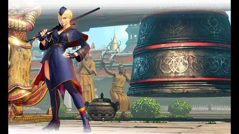 Street Fighter V: Arcade Edition - Falke Trailer