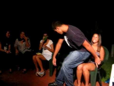 Liz's Suprise Lap Dance.