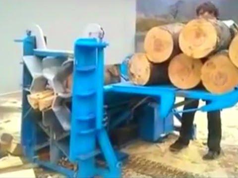 Идея для бизнеса заготовка дров в промышленных масштабах станки и супермашины ProScience