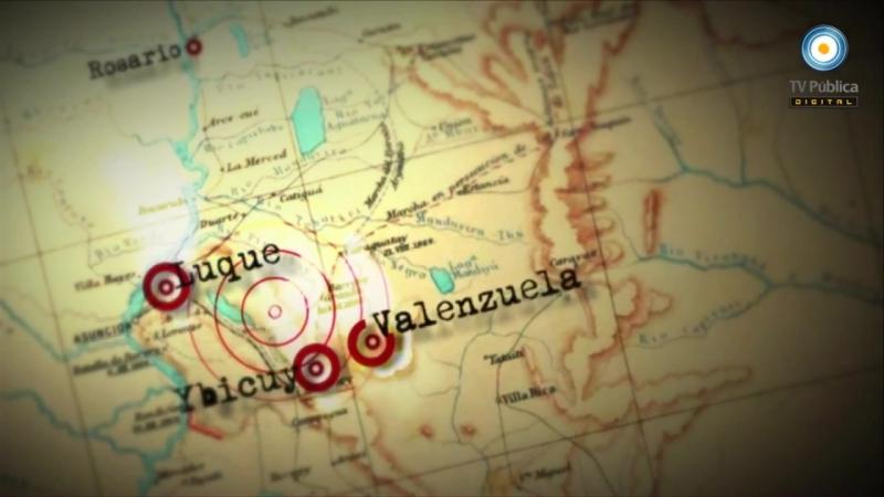 Guerra Guasú (Война Тройственного альянса: Геноцид по-латиноамерикански) Глава 4. / Режиссеры: Алехандро Ф. Мохан, Пабло Рейеро.