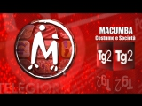 Macumba dance fitness on TV - RAIDUE spot Costume e Societ