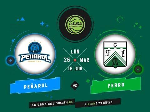 LaLigadeDesarrollo | 26.03.2018 Peñarol vs. FerroCarril Oeste