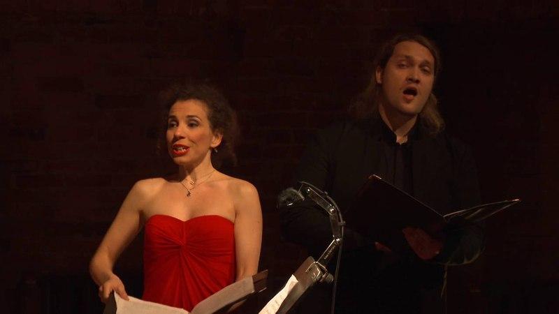 Monteverdi - Zefiro Torna - Eleni Lydia Stamellou - Ivan Petrov
