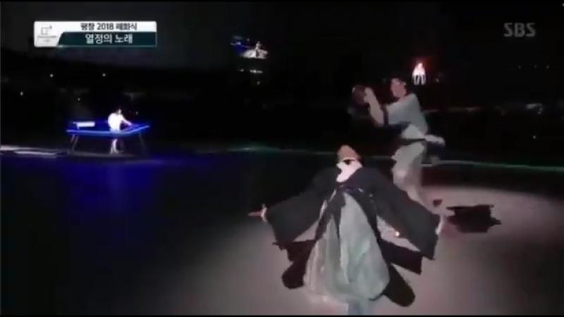 Olympics_EXO 🇰🇷❄️🇰🇷 - We love our talented KING! 😭💛 Olympics_EXO PyeongChang2018 ClosingCeremony @weareoneEXO