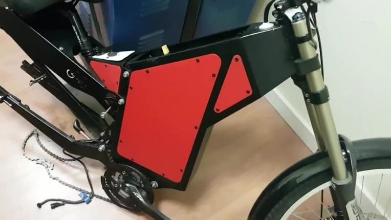 Мотор-колесо для конкурсного Электровелосипеда _ Последние новости от Евгения Дуюнова