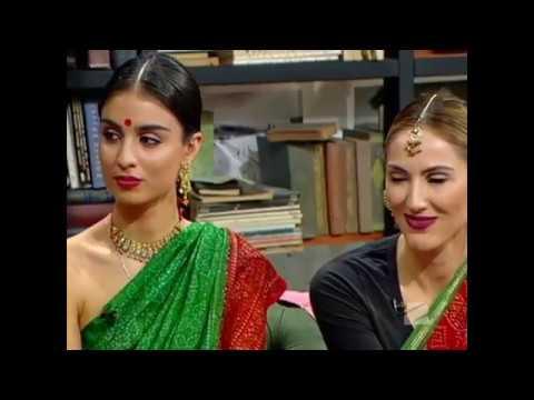 Rima Shamo Group Lakshmi | Skhva Shuadge | Rustavi 2 | Georgian TV