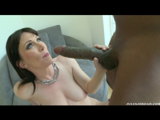 She is fucked deeply in the pussy which makes her so wet. (ray veness)