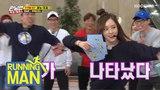 GIRLS ON FIRE Hilarious Dancing Battle Running man Ep 388