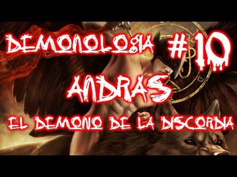 Demonología Capitulo 10 Andras, El Demonio de la Discordia (Loquendo)