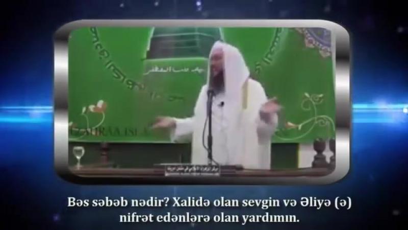 Ученый Ахли-Сунны Шейх Тарик_ «Никто кроме шиитов не войдет в рай!»