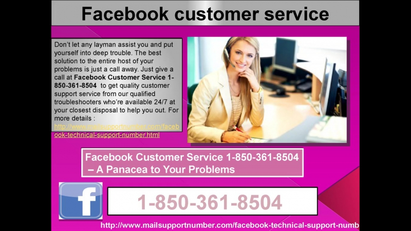 Take a gander at the new Facebook Customer Service 1 850 361 8504