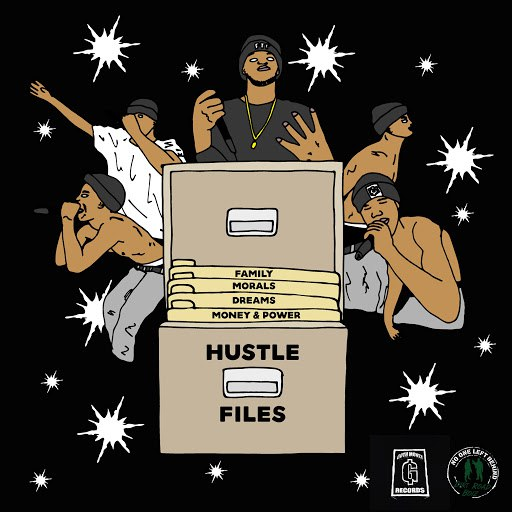 KARMAH альбом Hustle Files