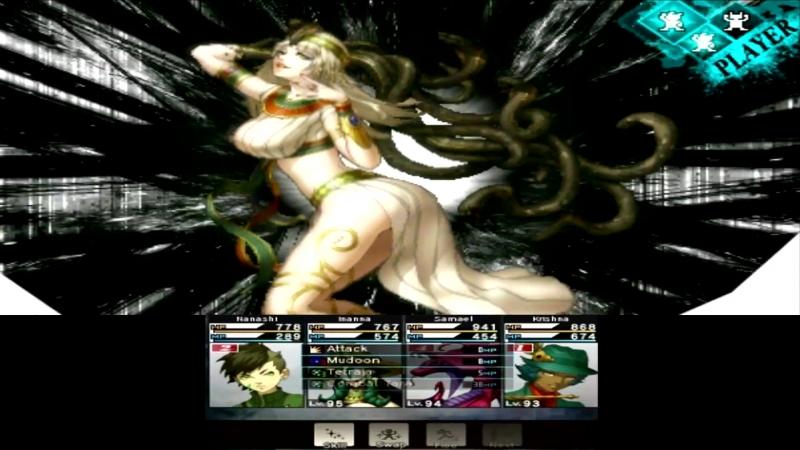 46 DimaMustDie VS Cleopatra (Apocalypse) (Shin Megami Tensei 4 Apocalypse Nintendo 3DS)
