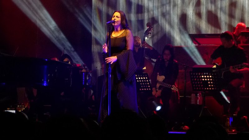 Evanescence Bring me to Life 23.03.18 Leipzig