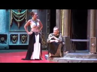 Екатерина Гусева в спектакле