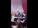 Выступление моей дочери в школе на конкурсе чтецов Солдатами не рождаются