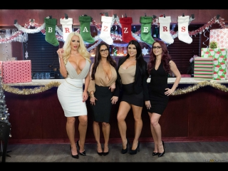 Ava Addams, Monique Alexander, Nicolette Shea, Romi Rain | PornMir ПОРНО ВК Porno vk HD 1080 [Amazon,Big Ass,Big Tits,Big Tits W