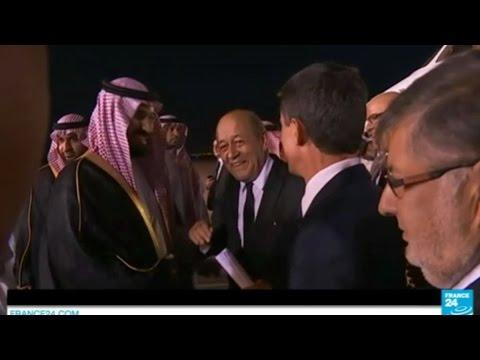 Attention la France choisit ses amis (Arabie Saoudite)