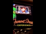 171124 Freemont Street Experince Chanyeol's Led Birthday Fansupport