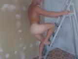 Рыжий парень очень голый в Бердянске