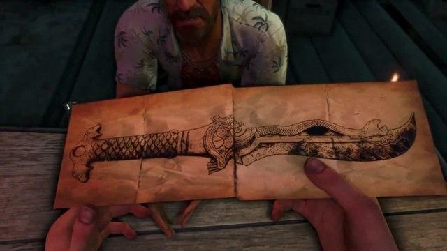Far Cry 3 - Ножик? Ножик?! Хуёжик, блин!