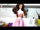 Как сделать одежду для кукол Монстер Хай и Барби без шитья
