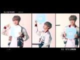 180321 KB Star Banking x BTS -- Making Film by KB Kookmin Bank (Jimin Part)