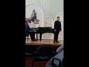 Песня под тальянку С. Есенин, Г. Свиридов