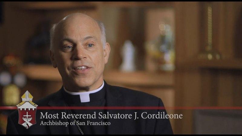 Archbishop Cordileone What makes a good priest