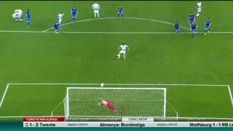 Trabzonspor_ 5 - 1 BB Erzurumspor _ ZTK 5. tur rövanş özet _ A Spor _ 12.12.2017