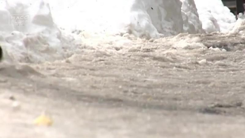 /21.03.18./ На Камчатке женщина получила смертельную травму, поскользнувшись на льду ⠀ Смертельную травму получила 53-летняя пед