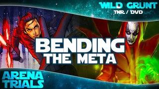 BENDING THE META - 9 Arena Battles | Star Wars Galaxy of Heroes