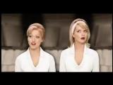 Полный сборник рекламных роликов Dirol Подружки-подушки 2008 года
