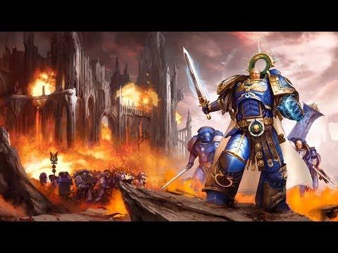 Warhammer. Ересь Хоруса. Дэвид Аннандейл. Робаут Жиллиман. Глава вторая.