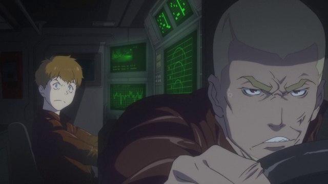 [KitsuneBox] B The Beginning / Убийца Б - 1 серия [MVO]