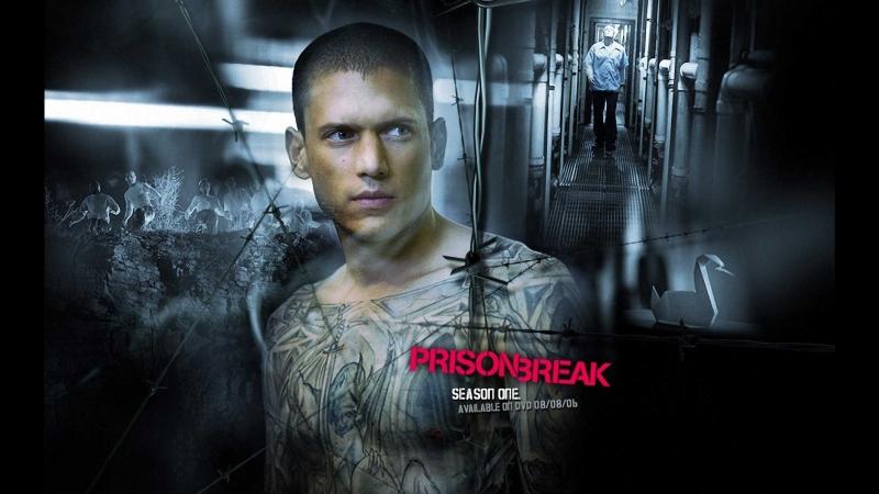 Побег из тюрьмы 1 сезон 6-10 серии (2005)