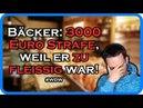 Bäcker 3000 Euro Strafe weil er zu fleißig war WDW