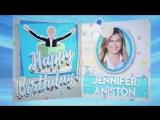 Jennifer Aniston, Happy birthday.