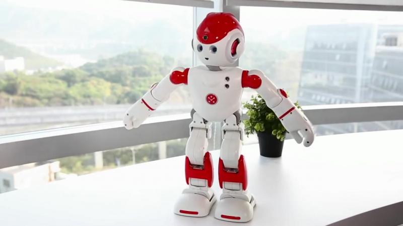 Удивительные роботы-игрушки нового поколения