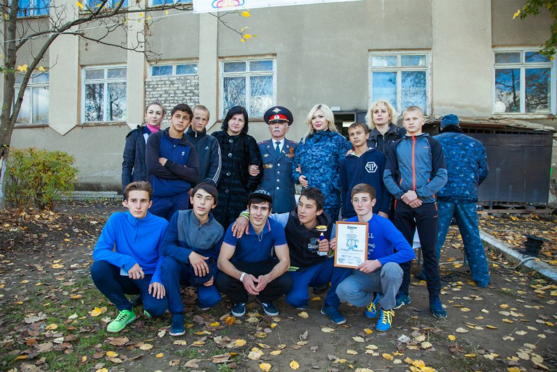 «Патриоты» из Зеленчукского района призеры спартакиады МВД