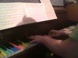 Мое первое музыкальное сочинение.