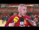 International Friendly - (La Nucia/Spain) - ️Spain 5x2 Belgium