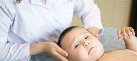 Массаж при внутричерепной гипертензии у детей